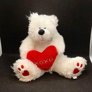 "Boyds Bears ""Lil' Wuvie"" Valentine Bear"